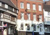 Façades Shrewsbury Lion