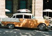 CHEVROLET à CUBA