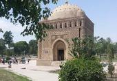 Puzzle Ouzbékistan, mausolée à Khiva