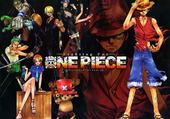 One Piece en action