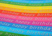 color birthday