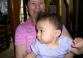 Puzzle Bébé et mamie