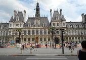 Puzzle la mairie de paris