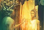 Puzzle la déesse aux serpents