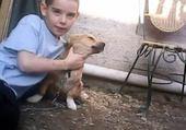 benji avec son chien