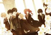 James Potter and friends