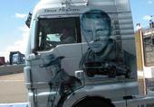 decor camion