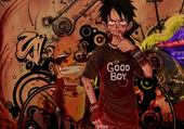 Puzzle luffy