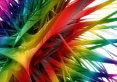 jet de couleurs