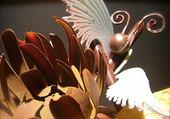 sculpture choco
