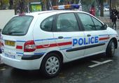 VEHICULE POLICE