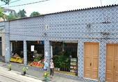 boutique proche des favélas