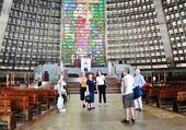cathédrale moderne a Rio