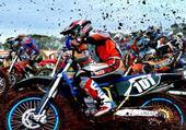 depart de motocross