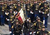 défilé de Gendarmes