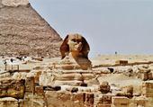 le Sphinx et Khéphren