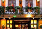 Façades - Latin Quarter - Paris.