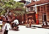 Puzzle rue typique (Hanoï)