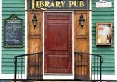 Façades - Library Pub