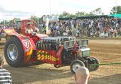 tracteur pulling