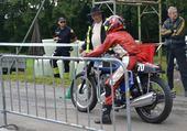 Moto rétro à Corcelles