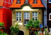 Façades -  Bamberg -  Germany
