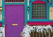 Doors - Pourpre