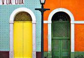 Façades - Colourful