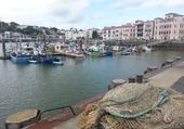 port de pêche St jean de Luz