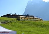 Train à Grindenwald