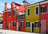 Façades - Burano - Italy 3
