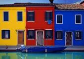Façades - Burano - Italy 7