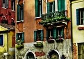 Façades - Venice - Italy