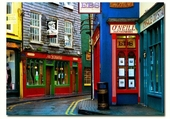 Puzzle Façades - Kinsale - Ireland