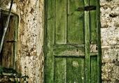 Doors - Green