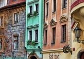 Puzzle Façades - Prague