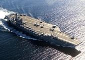 Nimitz porte-avion US