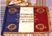 Drapeau Marins-Pompiers