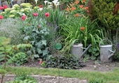 Puzzle Dans le jardin