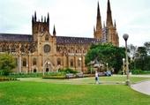 Sidney (la cathédrale)