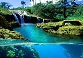Puzzle cascade hawai