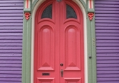 Doors - Colorful