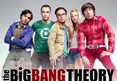 Puzzle The big bang theory