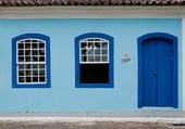 Doors - Blue door