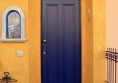 Puzzle Doors - Yellow & Blue 2