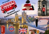 Puzzle Anniv - Londres