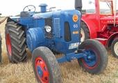 Tracteur Lanz