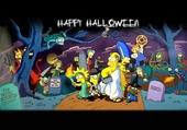 les Simpson :joyeux HALLOWEEN!