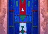 Doors - Blue