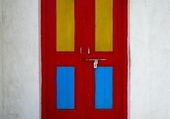 Doors - Hampi - Karnataka
